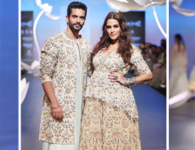 Lakmé Salon And Payal Singhal Presented The 'Show Stopping Bride'At LFW 2018