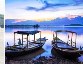 Taking A Break To The Maithon Dam