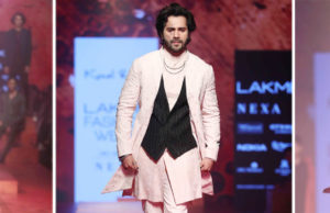 Kunal Rawal's Fashionable Perspective At Lfw 2018