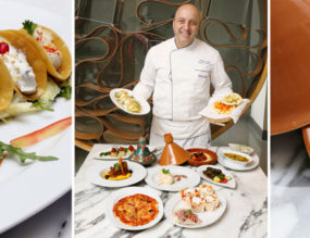 He's Back! Chef Shakour Revisits The Souk With A Great Middle Eastern Food Feast!!