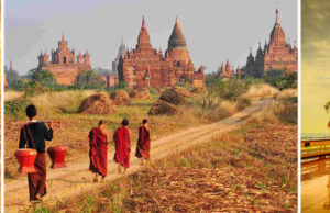 Myanmar And It's Fabulous Treasure Chest....Sheer Delight! Part 1