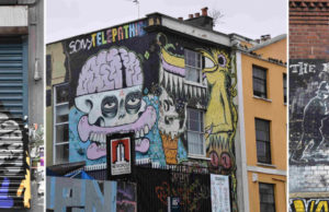 Street Art in Bristol: Color Uncoded