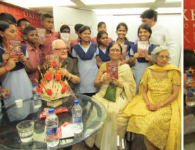 Book Launch of Father