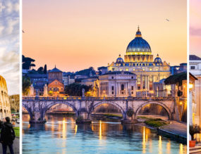 All Roads Lead to Rome!!
