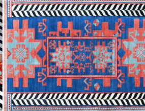 JJ Valaya Brings His New Rug Collection to Cocoon