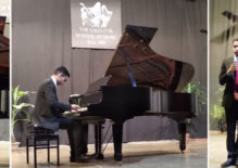 19 Year Old Anuvrat Choudhary Electrifies With A Classical Piano Recital