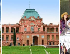 A Noble Gift - Jagatjit Palace (Sainik School), Kapurthala