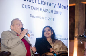 Ruskin Bond Enthralls All At The Curtain Raiser For The Tata Steel Literary Meets