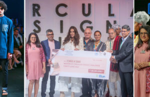 I Was A Sari Wins Rs. 20 Lac 'Circular Design Challenge Award'