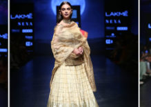 Latha Puttana And Sailesh Singhania Brought Glamour To Centre Stage At LFW