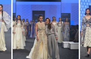 Punit Balana And Neha Agarwal Brought Summer At LFW