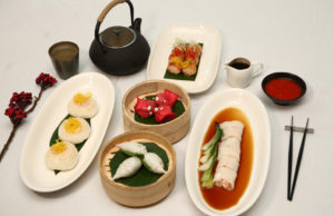 Dimsum Delights And More At Vintage Asia, JW Marriott Kolkata