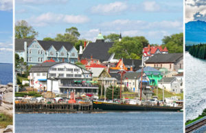 Halifax−The Maritime Town Of The East
