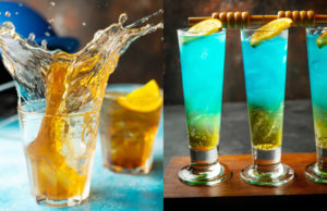 Catch the Blue Fever Only at Monkey Bar