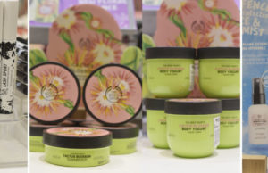 Body Shop Summer Launch