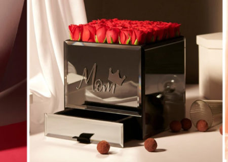 Pamper Your Mum This Mother's Day With Special A Collection From Fiorella Bouquets