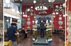 A Cochini Synagogue and Museum in Nevatim, Israel