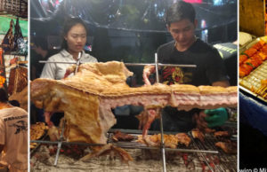 Crocodile Chargrilled, In Thailand Sans Tears!