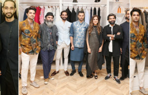 Dapper−Launch of an exquisite multi-designer menswear store