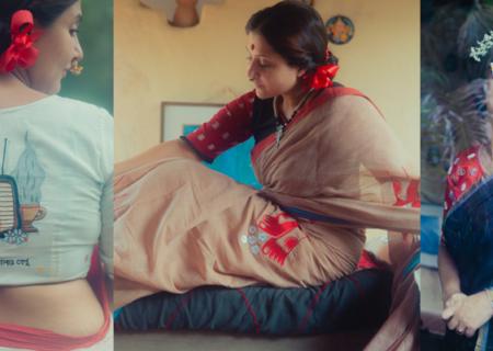Parama's New Saree Collection
