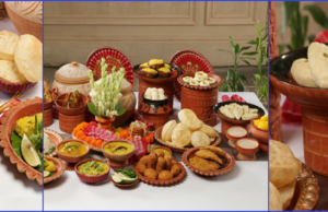 Experience a sacred getaway with an elaborate bhuribhoj this pujo only at JW Marriott Kolkata!