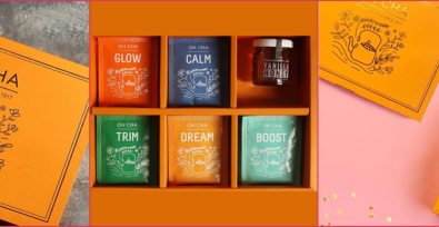 Brew Your Love For Tea This Festive Season With Oh Cha