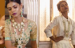 Avama Jewelers by Abhishek Kajaria unveils 'Mrinalini'
