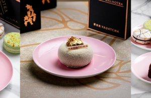From Sequins to Macarons - Yauatcha X Manish Malhotra
