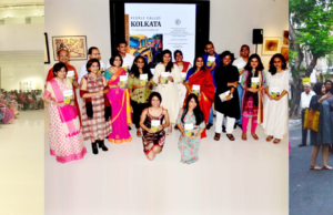 Book Launch of 'PEOPLE CALLED KOLKATA'
