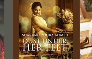 Dust UnderHer FeetbySharbari Zohra-Ahmed, Tranquebar 2019
