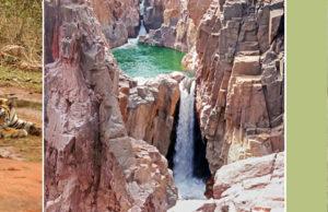 Raneh and Pandav Falls