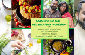 Cooking, Cooking, Cooking Demos On Zoom With Madhushree Basu And Anindya Basu