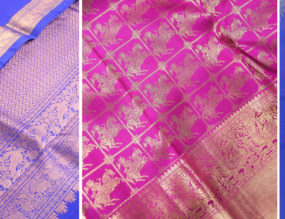 The Romance of Kanjeevaram and Other Sarees