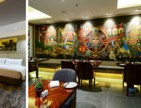 Howard Johnson (HOJO) Opens in Kolkata