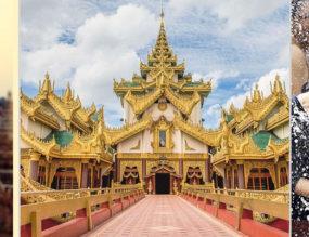 Thanaka powder-the secret behind the beauty of womenfolk in Myanmar!