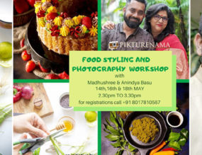 Cooking, Cooking, Cooking Demos On Zoom With Madhushree Basu And Anindya Basu