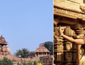 A DAY IN KHAJURAHO
